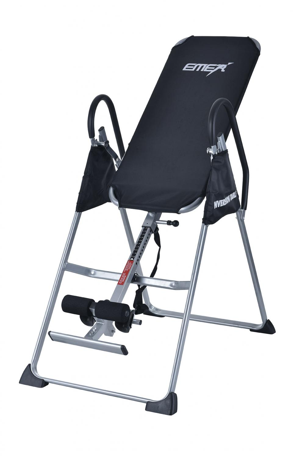 Inversion Table With Safety Belt