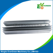 Extrusion d'aluminium anodisée
