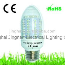 C42 60 led corn lamp lights home sense led candle light