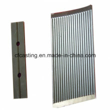 High Manganese Steel Cast Tooth Plate