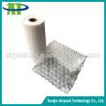 Película inflável de empacotamento protetora do coxim de ar do descanso de ar do vácuo