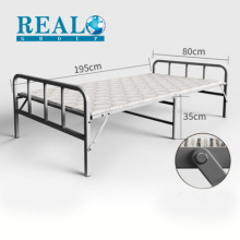 Luxury latest high quality home furniture metal extra single folding bed slats on sale