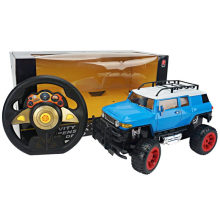 Cool cuatro vías de control remoto Jeep Toy