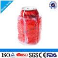 Refroidisseur réutilisable de gel de machine et refroidisseur froid chaud et bière peut refroidisseur