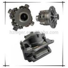piezas de aluminio de la máquina / piezas de repuesto para el precio de la máquina del equipo / del jcb