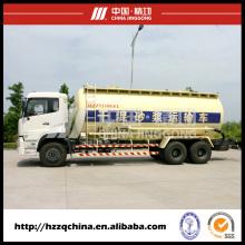 Transporrt для сыпучих сух-смешанный миномет, сухой бокс для грузовиков (HZZ5250GFLDF) из Китая