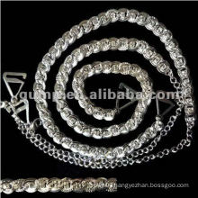 metal diamond bra straps ( GBRD0168)