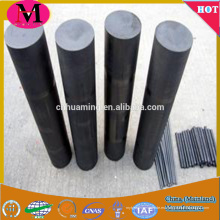 varilla de grafito suministrada en fábrica como requisito del cliente