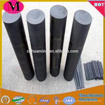 haste de grafite fornecida pela fábrica como requisito do cliente