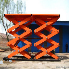 Sjy 3.0-4 Hydraulic Car Lift Platform