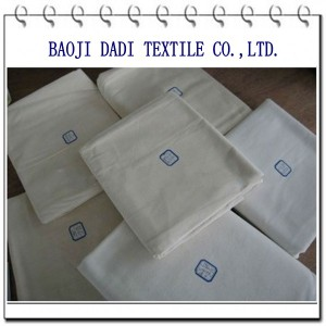 POLYESTER AND COTTON weaving Dyeing Cloth