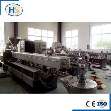 Electric Wire Pet Reclamation Extrusion Machine Equipment
