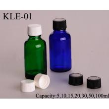 15ml, 50ml botella de aceite esencial (KLE-01)