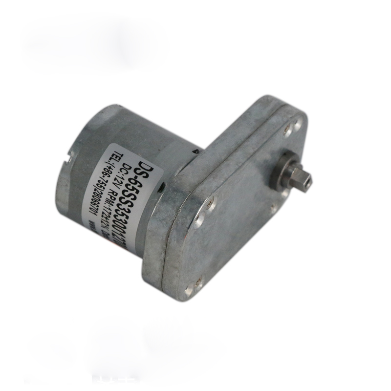 65mm dc spur gear motor