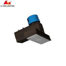 Remise de stationnement d'éclairage extérieur de qualité 70w a mené le réverbère 130lm avec le capteur de photocellule
