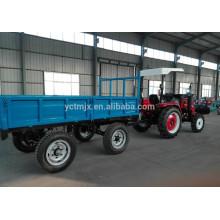 Reboque 7CX-5 4wheel 5 toneladas com certificado do CE