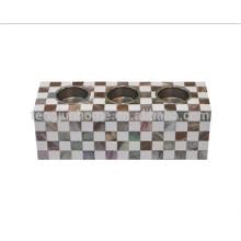 Handgemachte Hochzeitskerzenhalter mit Penshell