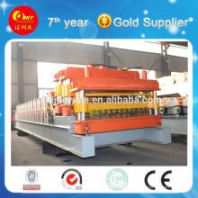 Maquinário de Perfilagem a Frio para Fabricação de Telhado e Parede de Metal (HKY)
