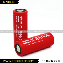 2017 ENOOK 18490 1200mAh 20A Battery