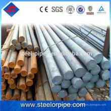 Los productos más populares precio de China de la barra de acero