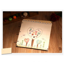 Scrapbook de decoração de papel para DIY Kits 1250