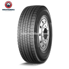 Neoterra tyre import from china