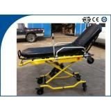 Patients Auto Loading Ambulance Stretcher Aluminum Alloy fo