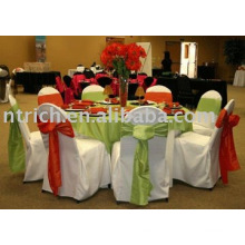 Charming Chair cover& Table Cloth