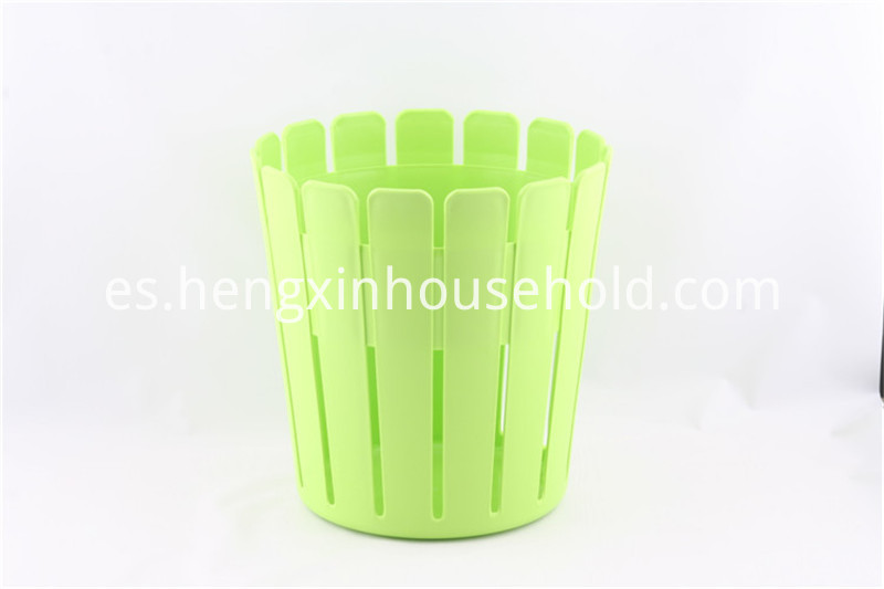 colorful plastic storage box