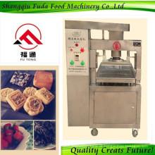 Bolo de dimsum de chá fazendo máquina de amendoim em pó máquina moldada máquina de moldar em pó de alimentos