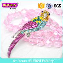 Broche em forma de pássaro personalizado de alta qualidade