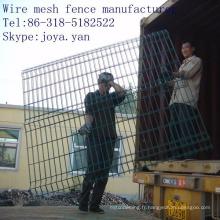 Producteur de clôture de treillis métallique de sécurité en métal