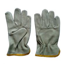 Gants de main-d'oeuvre de sécurité protectrice pour les conducteurs de classe Ab Grade