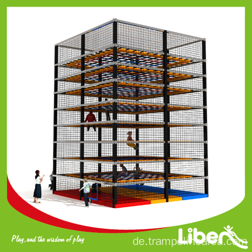 indoor klettern trampolin f r kinder. Black Bedroom Furniture Sets. Home Design Ideas
