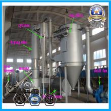 Chuangke Spin Flash Dryer para secado de pigmentos de cromo