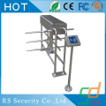 Impermeável Mobile Pedestrian Half Height Turnstile