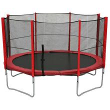 Alta qualidade ao ar livre jardim Kids trampolim redondo