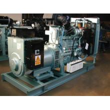 Дизельный генератор с водяным охлаждением 75кВА / 60кВт с двигателем Volvo