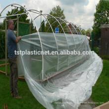 150 Mikron / 200 Mikron klare Plastikfolie für Gewächshaus für Gemüse
