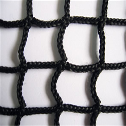 Black Golf Sports Netting