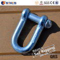 Made in China D Screw Pin Chain Commercial Dee Shackle