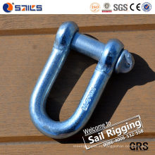 Hecho en China D Screw Pin Chain Commercial Dee Grillete