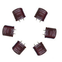 Snap in Aluminum Electrolytic Capacitor 105c Tmce18-23