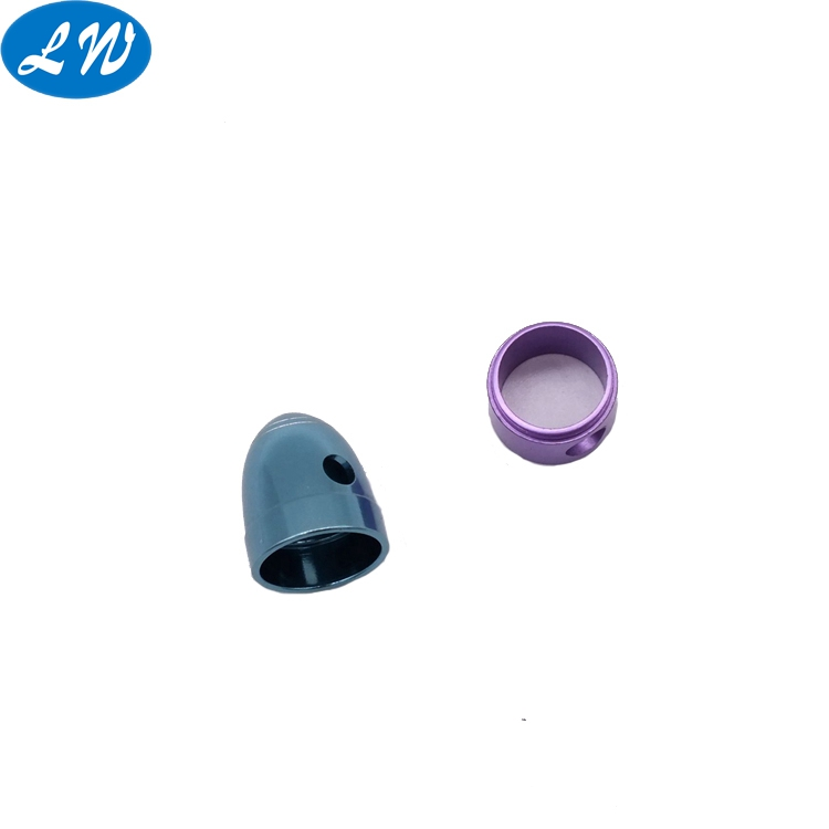 Aluminum Parts With Anodizing