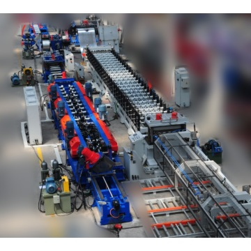 Lapisan Deck Panel Roll Forming Making Machine