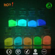 glow in dark strontium aluminate powder for tattoo pigment ink