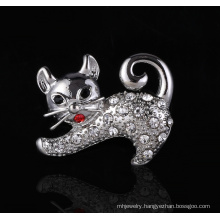 Cute Kitty Brooch with SGS Approved