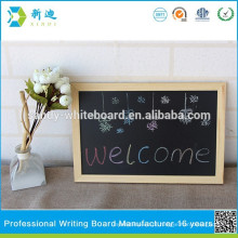 Mesa decor magnético blackboard chalkboard natalício comemorar tabuleiro 20 * 30cm tamanho custom