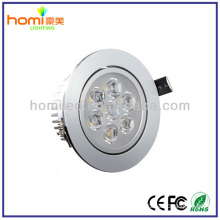 7W waterproof LED ceiling light 2 year warranty
