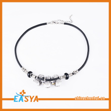 Wholesale Designer Micro Pave Setting Cz Necklace CC Bead Necklace